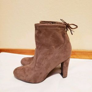 Marc Fisher Justice Ankle Boots